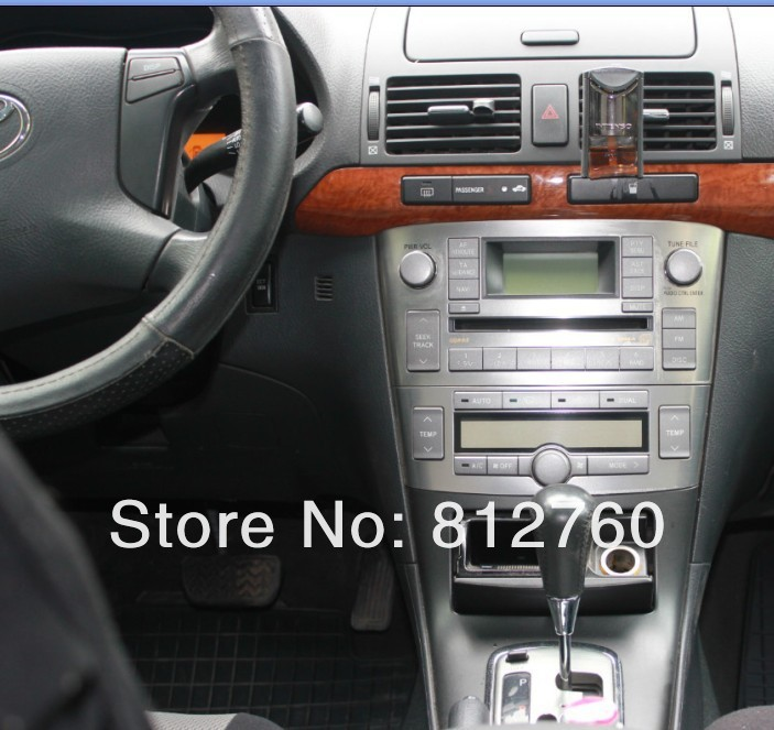 """"""" 2 din автомобильный DVD gps для Toyota Avensis 2003 2004 2005 2006 2007 2008 навигации Системы Bluetooth Радио RDS стерео головное устройство+ карта"""