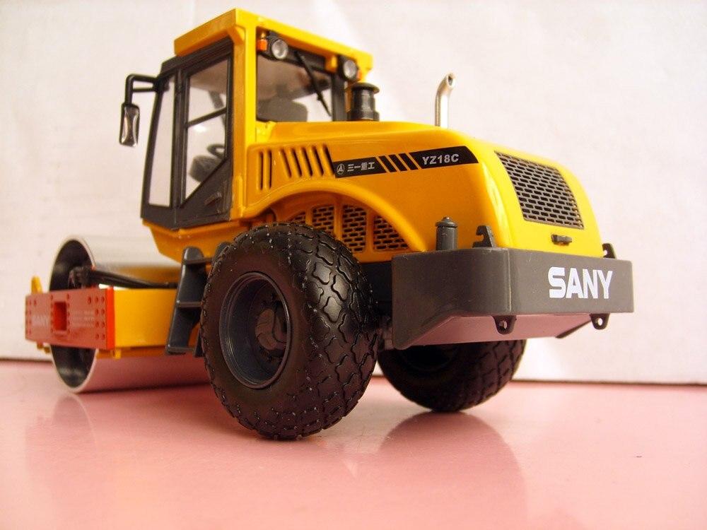 1:35 SANY YZ18C однобарабанные роликовые игрушки