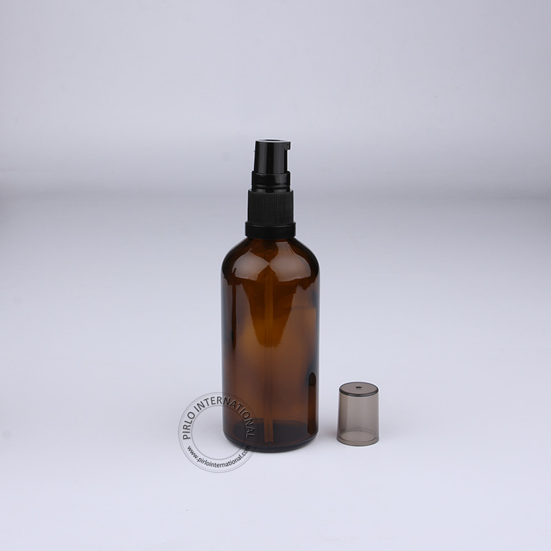 Ml Brown Glass