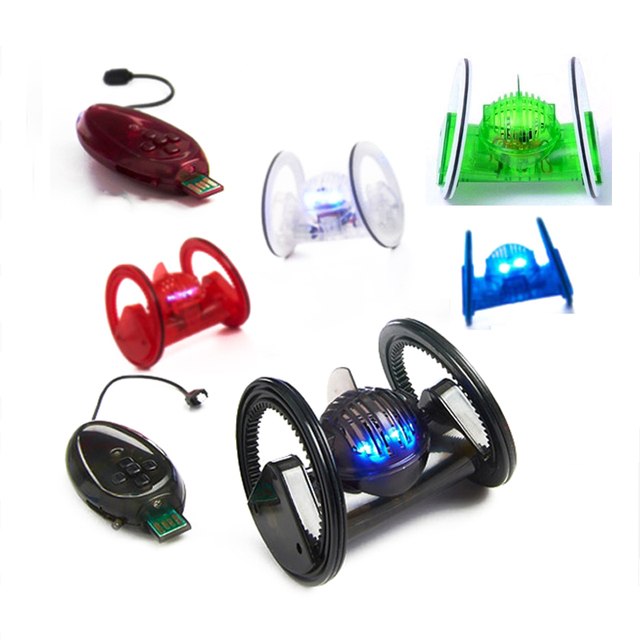 Free Shipping Fashion Style Remote Control Car Two Wheels Running