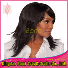 Wholesale Silky Straight Lace Front Wig Virgin Brazilian Human Hair Straight Wigs Unprocessed Glueless Lace Front Human Hair Wig