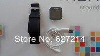 бесплатная доставка в исходном них mn2 часы-смартфон bluetooh скреста и водонепроницаемый с поддержкой NFC для сони