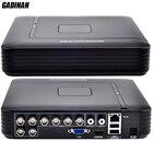GADINAN AHD 8CH 1080N DVR System ONVIF mini NVR 8CH 5 in 1 TVI CVI AHD IP HDMI H.264 P2P Cloud network CCTV 8CH AHD DVR