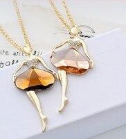 новый стиль мода женский балет девушка ожерелье ювелирные изделия x4578