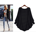 2017 a Europa e os Estados Unidos estourou bat sleeve cardigan sweater jacket