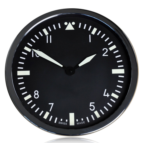 Coolest Gift Office Home Clock Wall Decor No Second Hand Luminous Effect Silent Quartz Brand font