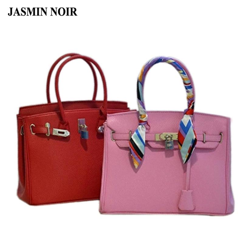 bags handbags women famous brands silver lock bag designer High quality leather
