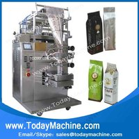 relay packing machine for coconut chips