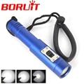 Professional Diving Flashlight XM-L2 LED Underwater Lanterna Waterproof Flash Light Aluminum Torch 1000 Lumens Dive Light