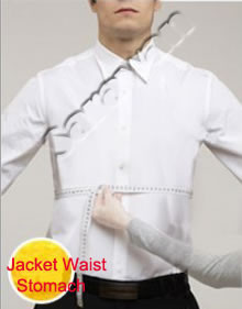 Measurement_jacket waist 2