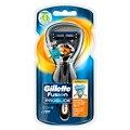 Flexball gillette fusion proglide navalha shaver lâminas de barbear máquina de barbear + 1 lâmina de barbear