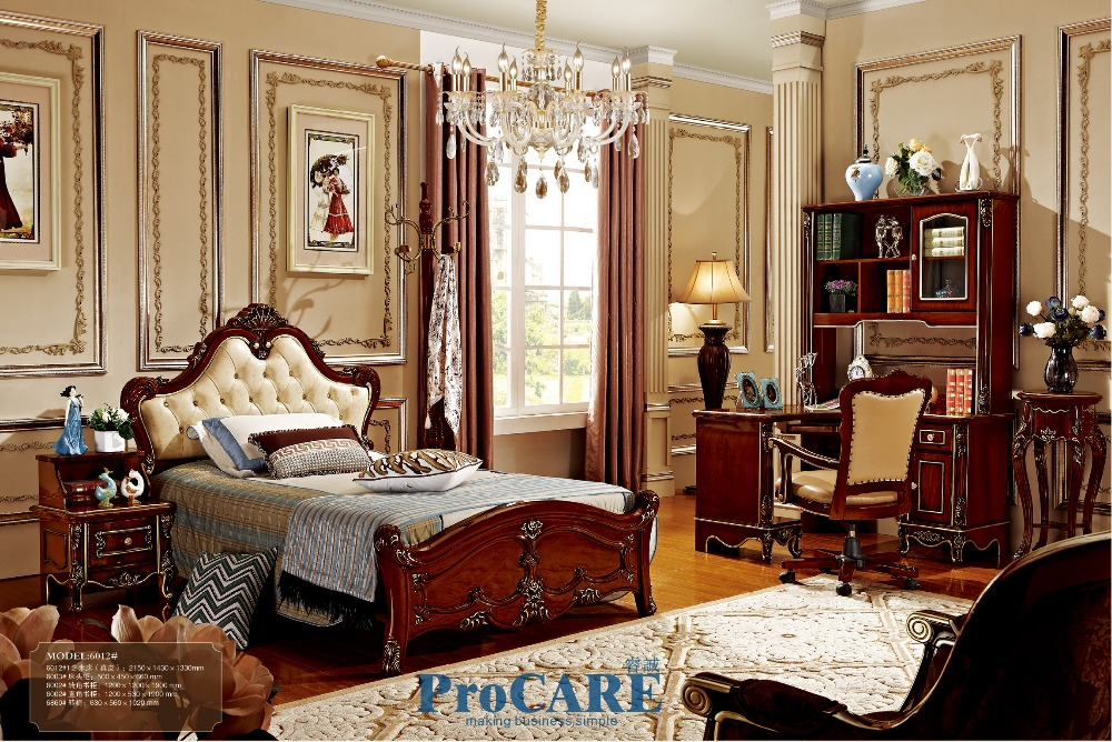 luxury solid rose wood children kids bedroom furniture sets with 1 2m