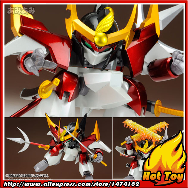 100% Original BANDAI Tamashii Nations Robot Spirits No.150 Action Figure - Senoumaru from Mashin Hero Wataru original bandai tamashii nations robot spirits exclusive action figure rick dom char s custom model ver a n i m e gundam