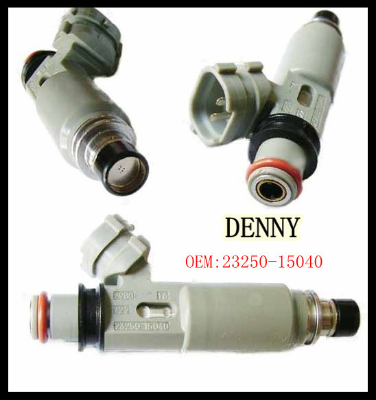 DENSO FUEL INJECTOR 23250-15040 FOR TOYOTA AE111 COROLLA 23209-15040clio  green giant