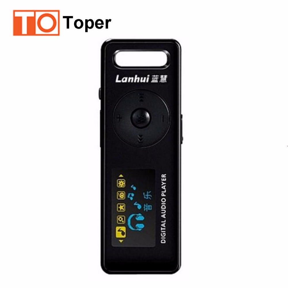 Original Lanhui E100 MP3 Player 8G High Quality Lossless ...