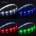 30 cm LED strip daytime running luz à prova d' água decoração da lâmpada DIY LED luzes do carro DRL Nevoeiro qualquer carro pode usar