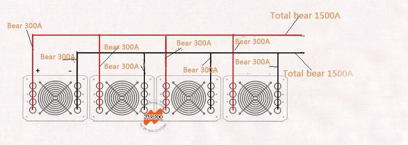 5000 W решеточный инвертор 12В/24VDC 100/110/120VAC или 220/230/240VAC чистая Синусоидальная волна инвертор для ветра или Солнечные энергетические установки