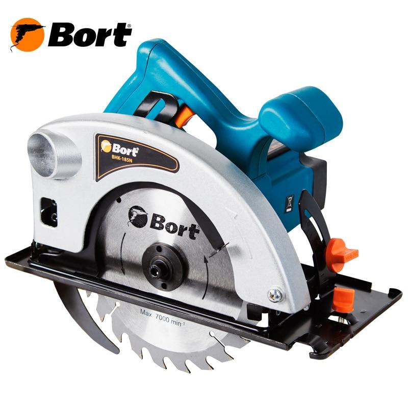 Saw circular Bort BHK-185N 5pcs hole saw tooth hss hole saw cutter drill bit set 16 18 5 20 25 30mm