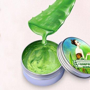 Natural Aloe Vera Gel Wrinkle Removal Moisturizing Anti Acne Anti-sensitive Oil-Control Sunscreen Cream Skin Care
