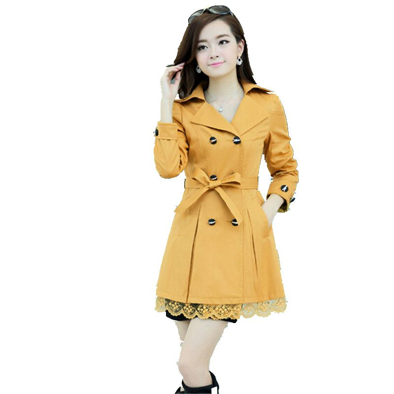 Popular Trench Coat Dress-Buy Cheap Trench Coat Dress lots from ...
