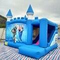 Gran casa de salto inflable, gorila inflable para los niños