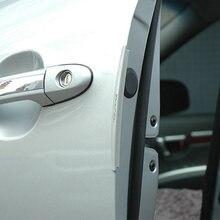 8 PCS/Set universal Car Door Edge Guards Trim Molding Protection Strip Scratch Protector