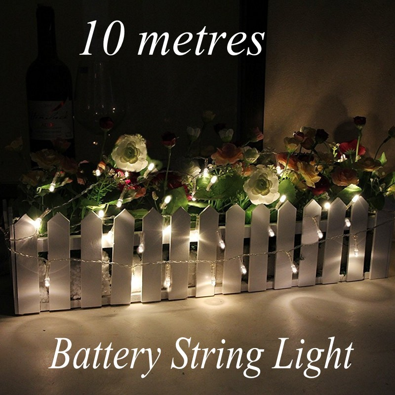 Led String Light Battery Operated