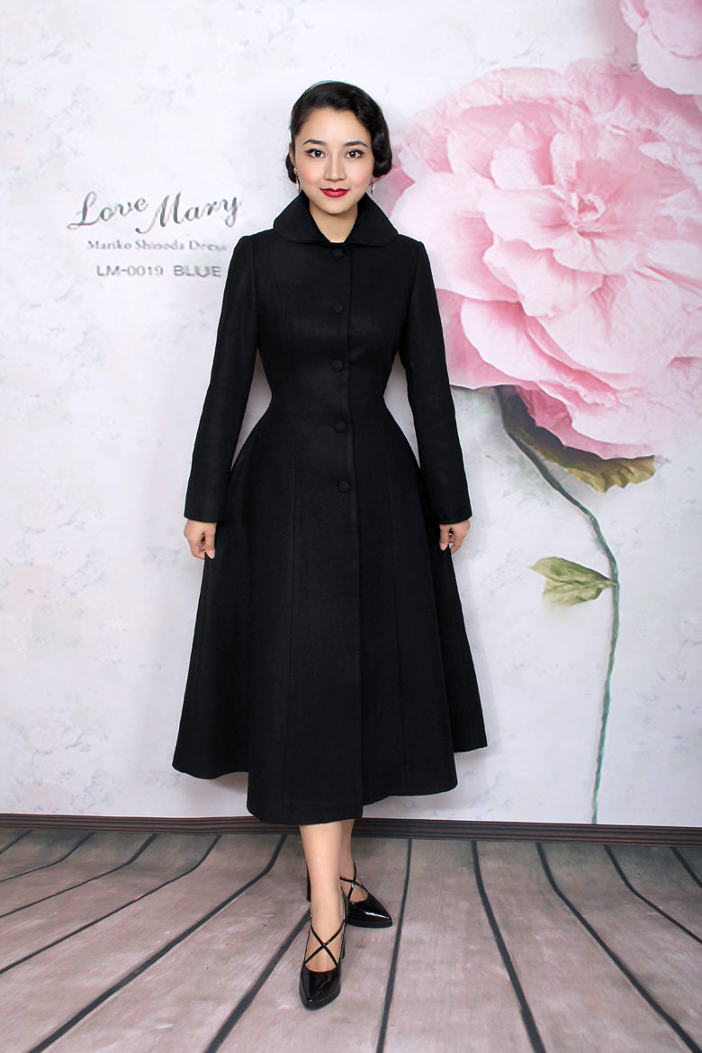 Compare Prices on Long Black Cashmere Coat- Online Shopping/Buy ...