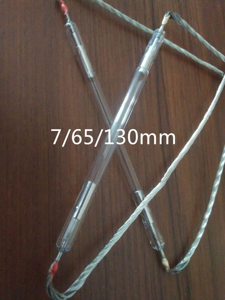 ipl spare parts 7*65*130mm ipl xenon lamp ipl xenon lamp china cheap ipl lamp 7 65 130mm