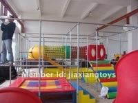 в помещении детская площадка оборудование