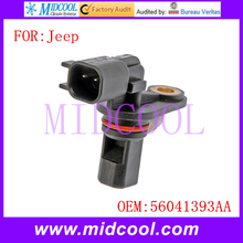New ABS Sensor Wheel Speed Sensor Anti-Skid Brake Sensor use OE No. 56041393AA for Jeep Liberty