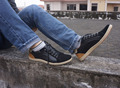 Classical mocasines hombre Men Shoe male sport shoes casual Ox Fur Genuine Leather including 9 size and 5 difference colors
