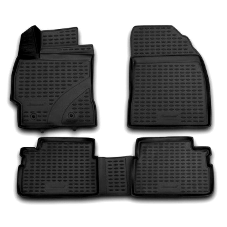 D Floor Mats For Toyota Corolla E Novline Autofamily
