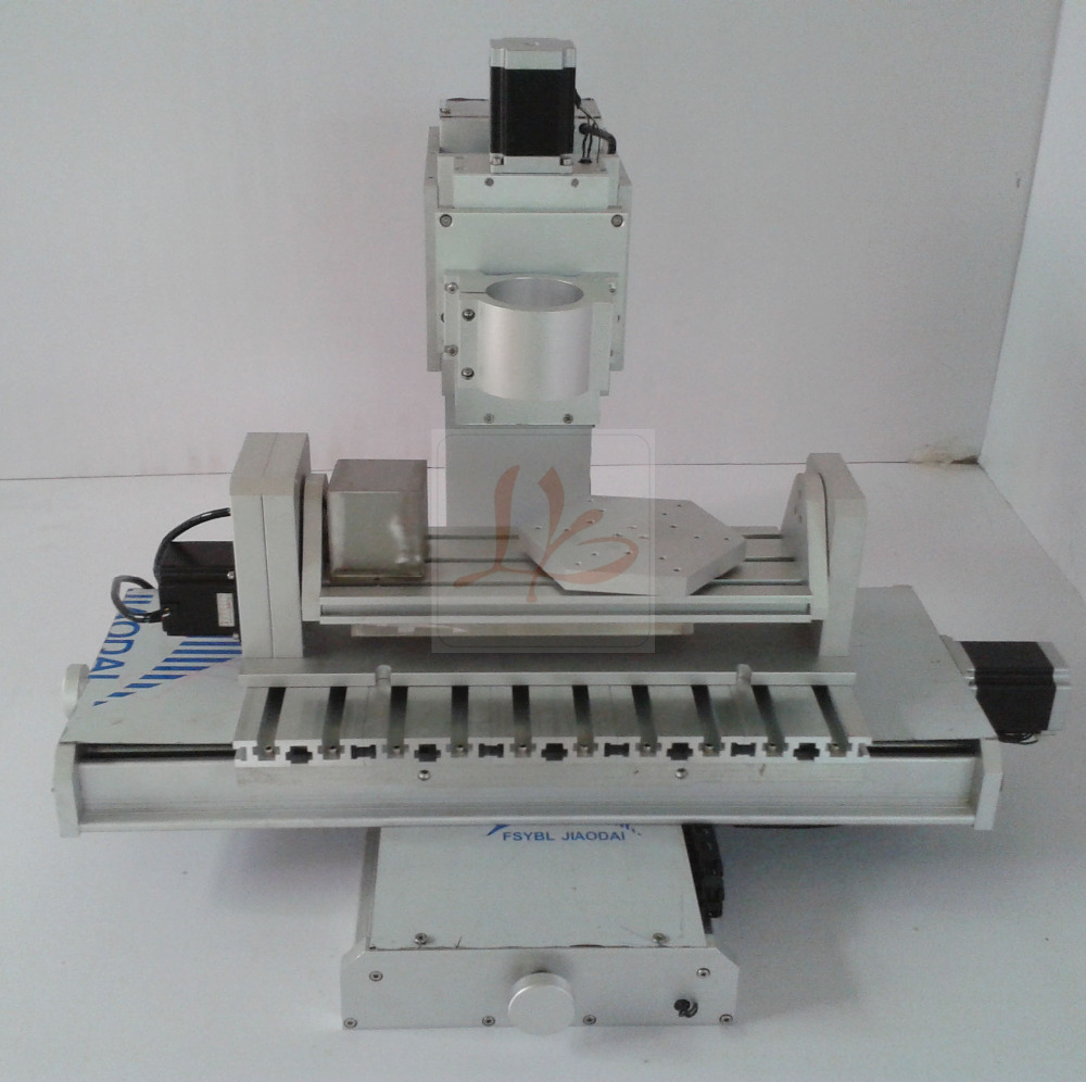 3040 pillar type 5 axis CNC frame and high precision ball screw for mini CNC router price high quantity medicine detection type blood and marrow test slides