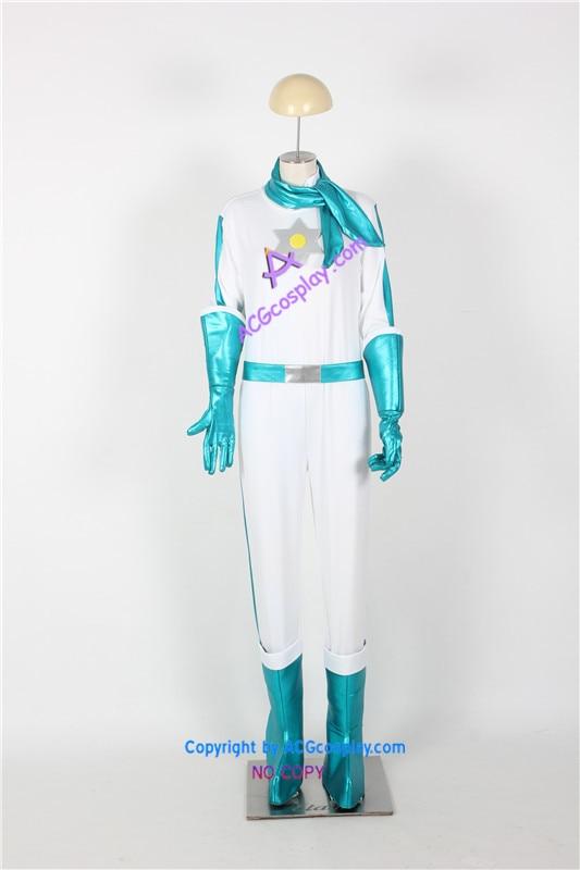 Mario Kart Rosalina Cosplay Costume