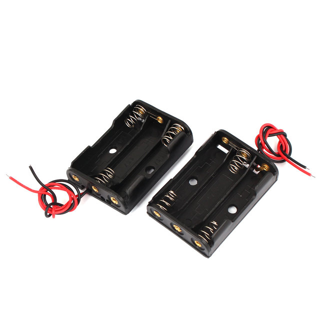 Aliexpress.com : Buy UXCELL 2 Pcs 4.5V Output 3 X Aaa Battery ...