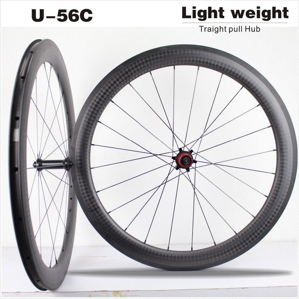 2017 Toray t700 Carbon Road Wheels Clincher 56mm, Basalt Brake 12K/UD Carbon Road Wheelset carde carbone Bicycle Wheels жк лесной городок одинцово купить квартиру