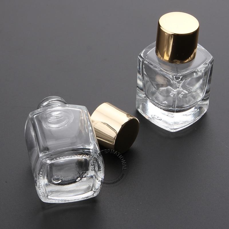Perfume Bottles Vanilla And Perfume Bottle: 50pcs X 5 Ml Empty Perfume Bottle Sample Vials Miniature Fragrance Bottles Vintage Cosmetic