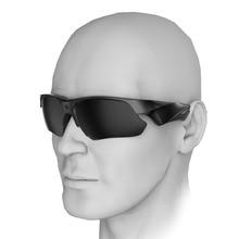 Lente polarizada HD 1080 P gafas de Sol Cámara de Vídeo Mini Cámara de la Acción Del Deporte Al Aire Libre Gafas W2313A