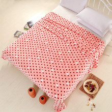 Super Soft And Warm Coral Fleece Velvet Blanket Bed Sheet Plaid Blanket Throw Bedding Blanket Twin full queen king size