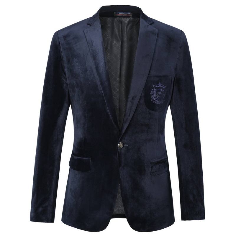 Find great deals on eBay for blue velvet blazer. Shop with confidence.