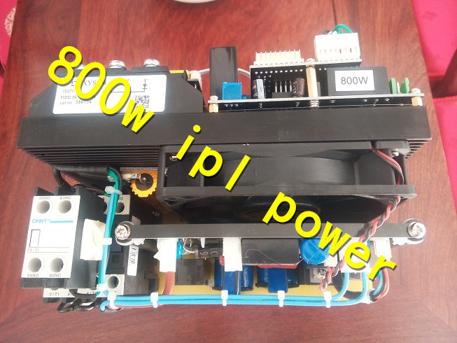 800w ipl power bar 110v/ 220v optional power carton