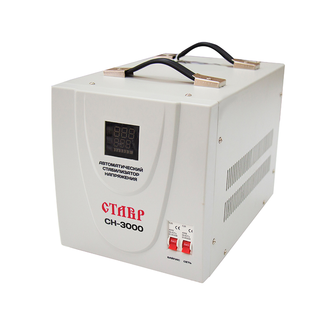 Voltage regulator Stavr SN-3000