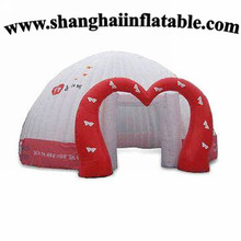 good quality inflatable tent camping tent from shanghai manufacturer for sale