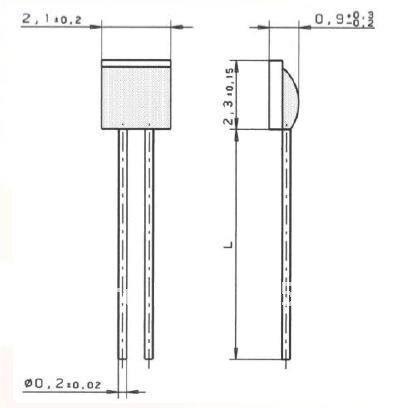 Класс А, бренд Heraeus Pt100 Платиновое сопротивление температурный детектор