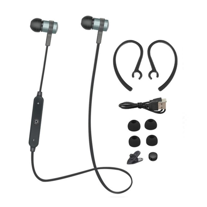 In-Ear Wireless Bluetooth Neckband Sports MIC In Ear Headset Headphones For iPhone 6/7 for Huawei, for Xiaomi, for tablet remax s2 bluetooth headset v4 1 magnet sports headset wireless headphones for iphone 6 6s 7 for samsung pk morul u5