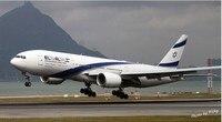 израильско-па Боинг 777 самолетов имитационная модель металлического сплава модель транспорт модель