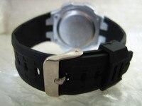 бесплатная доставка! мужские мальчики ohsen совершенно черный смола серебро чехол цифровой 7 Funk parameter sets сигнализации спортивные часы 0923