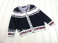 мальчики хлопок кардиган детей в с длинным рукавом трикотаж свитер vs зима верхней одежды куртка оптовая продажа 5 шт./лот