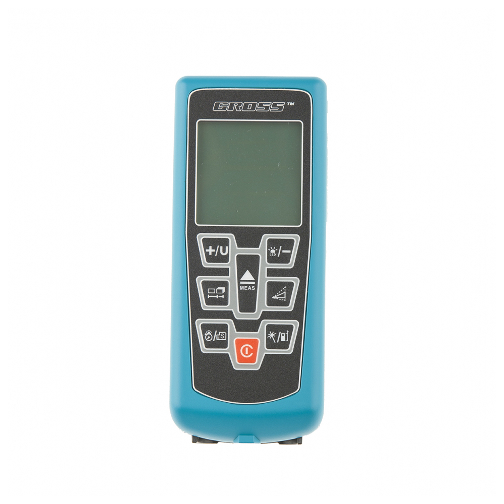 Laser range finder GROSS 38001 nktech laser distance meter rangefinder range finder 40m 60m 80m 100m nk t40 tester m ft inch area volume pythagoras ruler tools